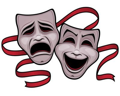 Comedy and Tragedy Mask